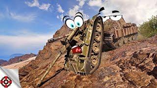 World of Tanks - Funny Moments | PHYSICS FIESTA! (WoT bugs, January 2019)