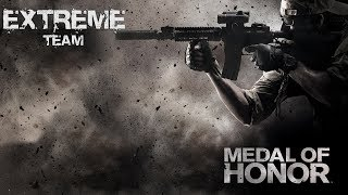 Medal of Honor 2010 - Sky Testando o game#07