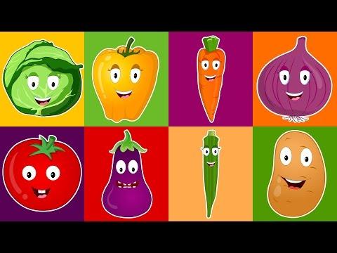 Vegetable Song For Kids | Vegetables, We Love You! | Nursery Rhymes For Children