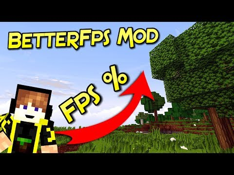 1 10 2] BetterFps Mod Download | Minecraft Forum