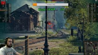 WoT - Обновление 1.0 - Стрим (GTX1060 6Gb + x3470)