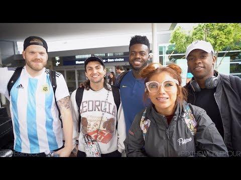 PTXPERIENCE - Pentatonix: The World Tour 2019 (Episode 14)