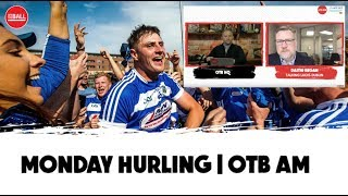 Laois outfight and outwit Dubs | Kilkenny's next manager | Tommy Walsh to Offaly? | Daithi Regan
