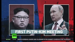 Caviar, borsch &... diplomatic game changer? What to expect from Putin-Kim summit