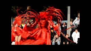 Peña toscana 2012. Carnaval de Águilas 2012 (HD)