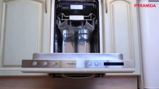 Как установить посудомоечную машину Pyramida(Нужен совет как правильно установить посудомоечную машину? Обязательно посмотрите нашу пошаговую инструк..., 2014-06-11T13:06:10.000Z)