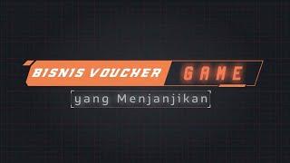 Bisnis Voucher Game yang Menjanjikan