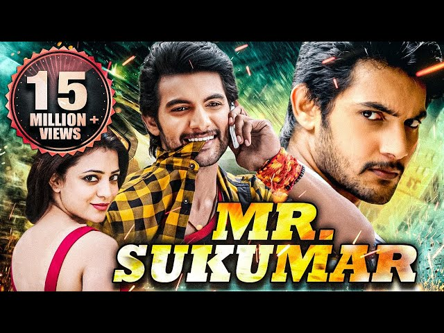 Mr. Sukumar (Sukumarudu) 2017 Full Hindi Dubbed Movie | Aadi, Nisha Agarwal | Telugu To Hindi Dubbed