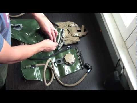 Source WXP (ILBE) 3L Hydration Carrier and Bladder (Part-2)
