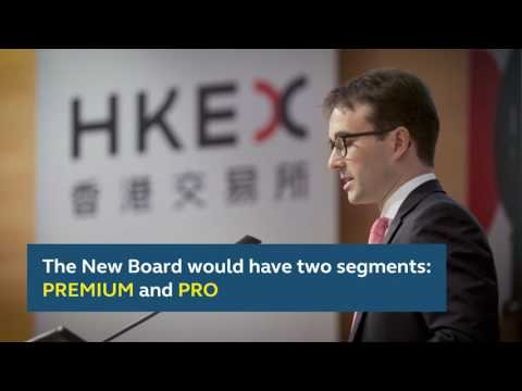 The Key Proposals of HKEX's Market Consultations in One Minute