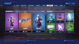 Gifting Skins!! FORTNITE ITEM SHOP COUNTDOWN June 18th item shop Fortnite Battle Royale