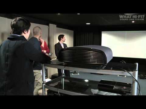 Sony VPL-VW1000ES Unboxing