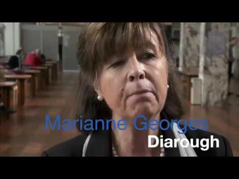 Antwerp Diamond Trade Fair Interveiw