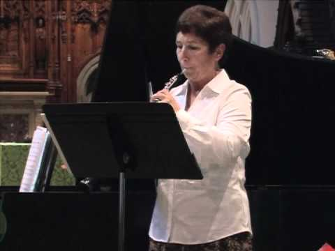 Madeleine Dring -Three Piece Suite for Oboe and Piano