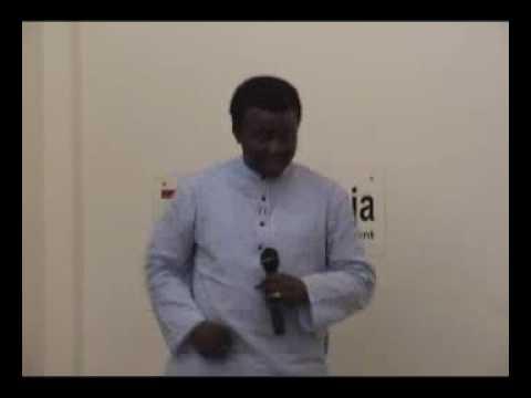 TEDxAbuja - Gbenga Sessan - Nigeria 2.0