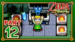 The Legend of Zelda: The Minish Cap - Part 12 - The Flippers!