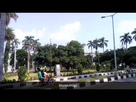 On engineering college road, AMU, Aligarh Muslim University