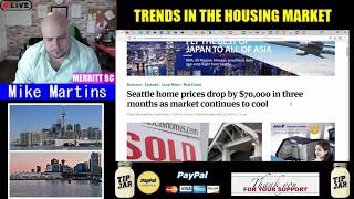 MIKE MARTINS and The lost Cunnuk - HOUSING CRISIS