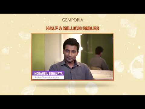 Half A Million Smiles - Indraneil Sengupta