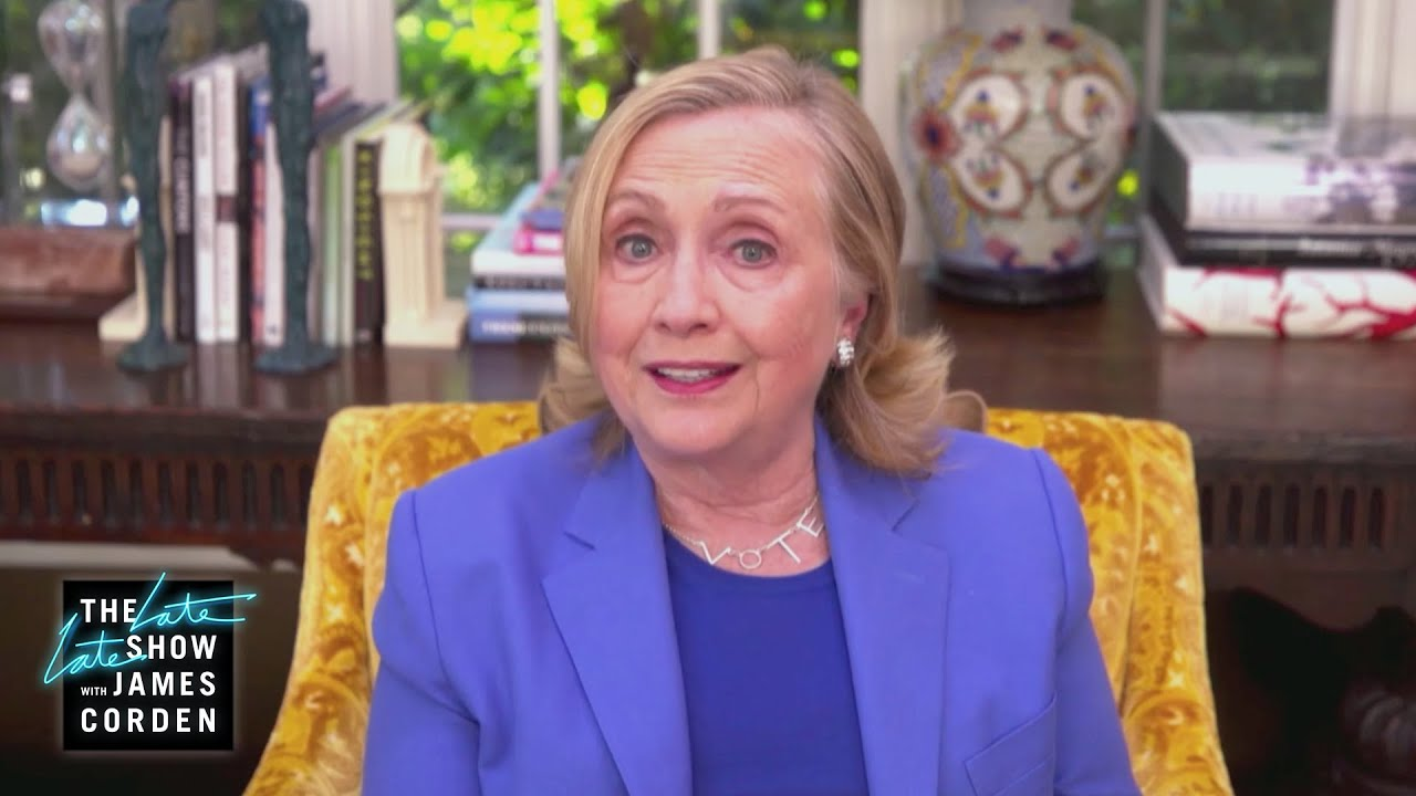 Sec. Hillary Clinton Is In the Podcast Game Now