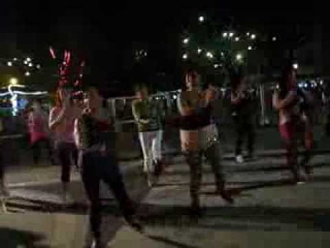 ZUMBA CHRISTMAS PARTY WITH SATURDAY MOVERS