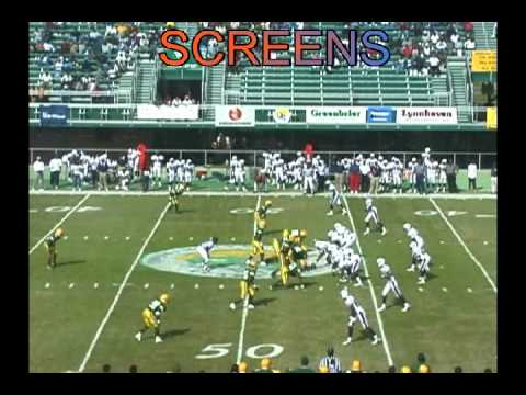 HYBRID WEST COAST OFFENSE PASS GAME  VOL 1----HU AIR RAID