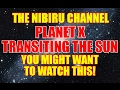 PLANET X TRANSITING THE SUN FEB. 20th, 2017 4:30pm EST.