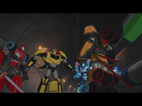 Transformers Robots In Disguise Season 3 COMBINER FORCE Trailer FINAL