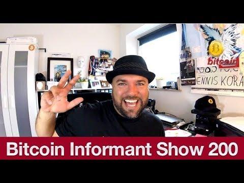 #200 Wem gehören die meisten Bitcoins, Shanghai, Bitcoin Zimbabwe & Podcast