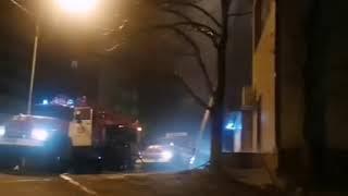 Популярное кафе сгорело во Владивостоке