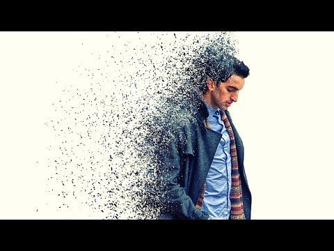 Particle dispersion effect | photoshop tutorial cs6/cc