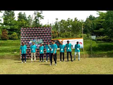 Yel Yel LDKS SMK Pemuda Jakarta 2017 (at Centhini Resort)