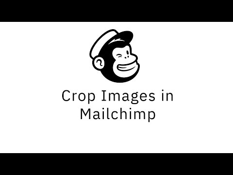 How to crop an image in Mailchimp