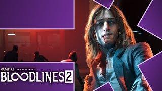 Vampire: The Masquarade - Bloodlines 2 i umiejętności dziennikarzy