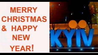 С Новым Годом и Рождеством Христовым! Софийский Собор  и Софийская Площадь(Поздравляю С Новым Годом и Рождеством Христовым! Merry Christmas & Happy New Year! = VIDEO LINK = https://youtu.be/HnVNMc9nV0U ..., 2017-01-02T13:00:01.000Z)