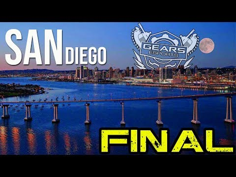 GEARS OF WAR 4 | Optic Gaming VS Ghost Gaming MLG San Diego Grand Final