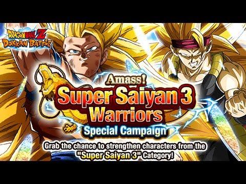 GLOBAL MULTIS ARE NOW GSSR! Super Saiyan 3 Celebration Details! | Dragon Ball Z Dokkan Battle News