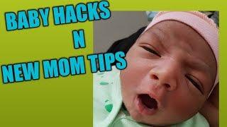 new mom tips| newborn baby hacks| tips for new moms in hindi