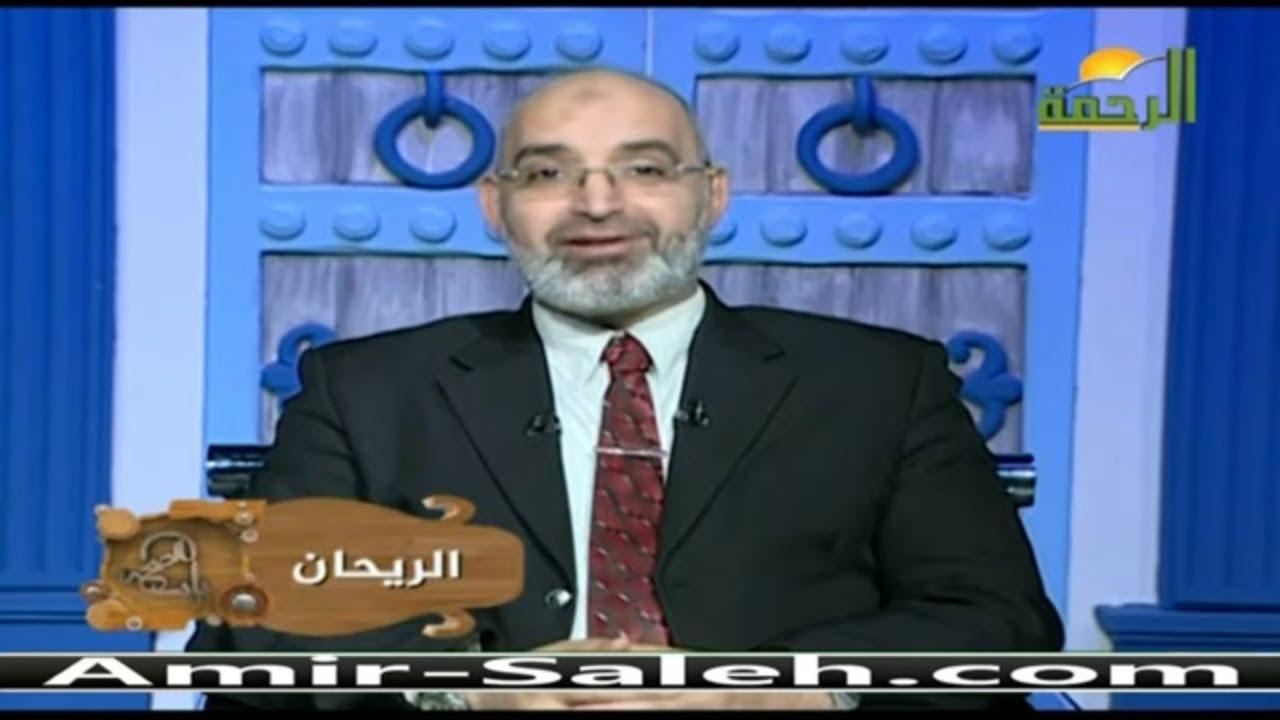 فوائد عشبة الريحان | برنامج باب الصحة | الدكتور أمير صالح
