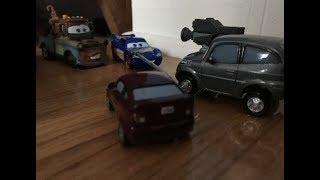 Cars Adventures 20-11-Press Mess