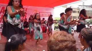 Africandela A Pura Kimba ''AFRO CON FUGA DE FESTEJO'' - CONCURSO CARNAVALES 2013
