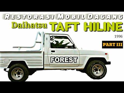 4200 Koleksi Modifikasi Mobil Hiline Pick Up HD Terbaik