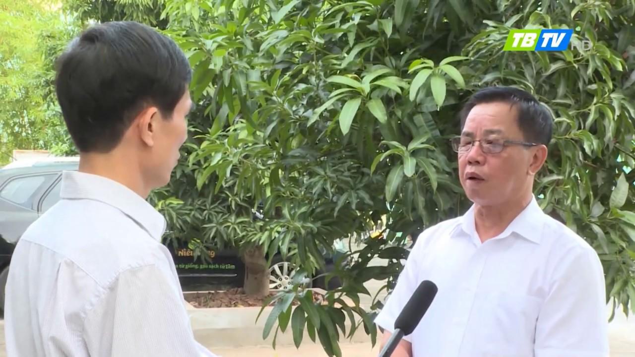 Vai trò, vị trí của tổ chức Đảng trong hoạt động sản xuất kinh doanh của  ThaiBinh Seed