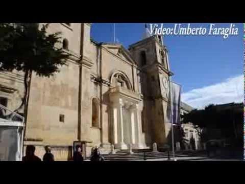 - Malta - St John's Co-Cathedral - Tourist Information  - Video  of Umberto Faraglia