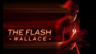 THE FLASH - WALLACE (a fan film by Chris .R. Notarile)