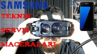 Samsung Servis Maceraları - Tüketici Hakları