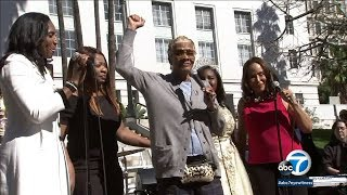Dionne Warwick helps LA kick off African-American Heritage Month | ABC7