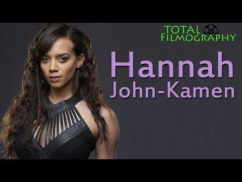 Hannah John-Kamen   EVERY movie through the years   Total Filmography   Ant-Man & The Wasp Killjoys