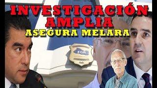 FISCALIA CONFIRMA INVESTIGACION por negociaciones con pand1llas