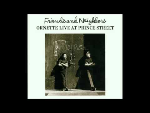 Ornette Coleman - Friends And Neighbors